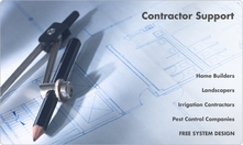 <b>Contractor Support</b>