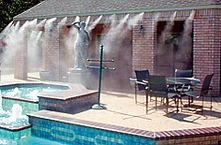 High pressure misting line system from patio comforts easy do it yourself guide for aeromist misting line system solutioingenieria Image collections