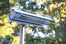 "<font color=""#CC6633"">Freestanding Electric and Propane</font> <b>Outdoor Heaters</b>"