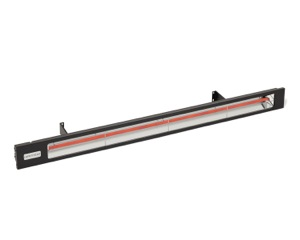 Infratech SL1612BL SlimLine Shadow Outdoor Heater