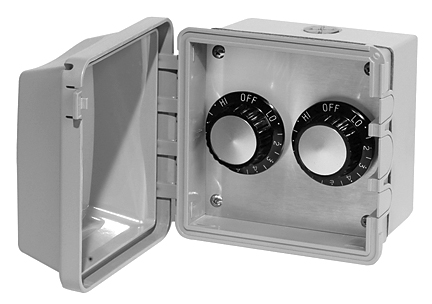 Infratech 14-4125 Variable Heater Control