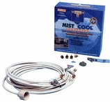 "Mist & Cool MC523 Low Pressure 1/4"" Misting Line System 12'"