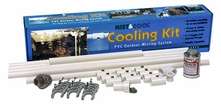 Mist & Cool MC570 Low Pressure Misting Line System 20'
