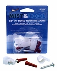 Misting System Stucco Mounting Clamps 5 Qty MC393C