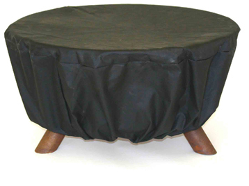 Patina Outdoor Fire Pit Cover D100