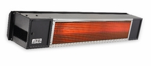 SUNPAK S25 Propane Infrared Heater Black