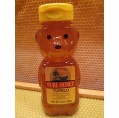 12 oz. Liquid Honey Bear, Tupelo
