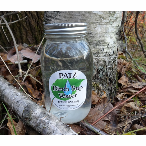 Birch Sap Water