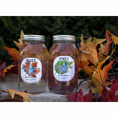 Maple Sap Water & Birch Sap Water