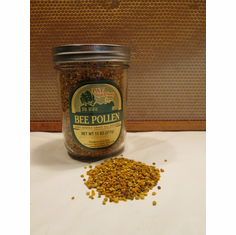 Pollen - Whole Grain, 11 oz. Pint Jar