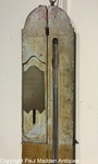 Antique 18th C. French Portable Mercury Barometer
