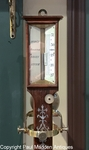 Antique 19th C. German Ship's Barometer H.A. Scheffler, Hamburg