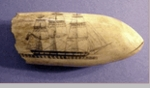 Antique SCRIMSHAW  Gallery