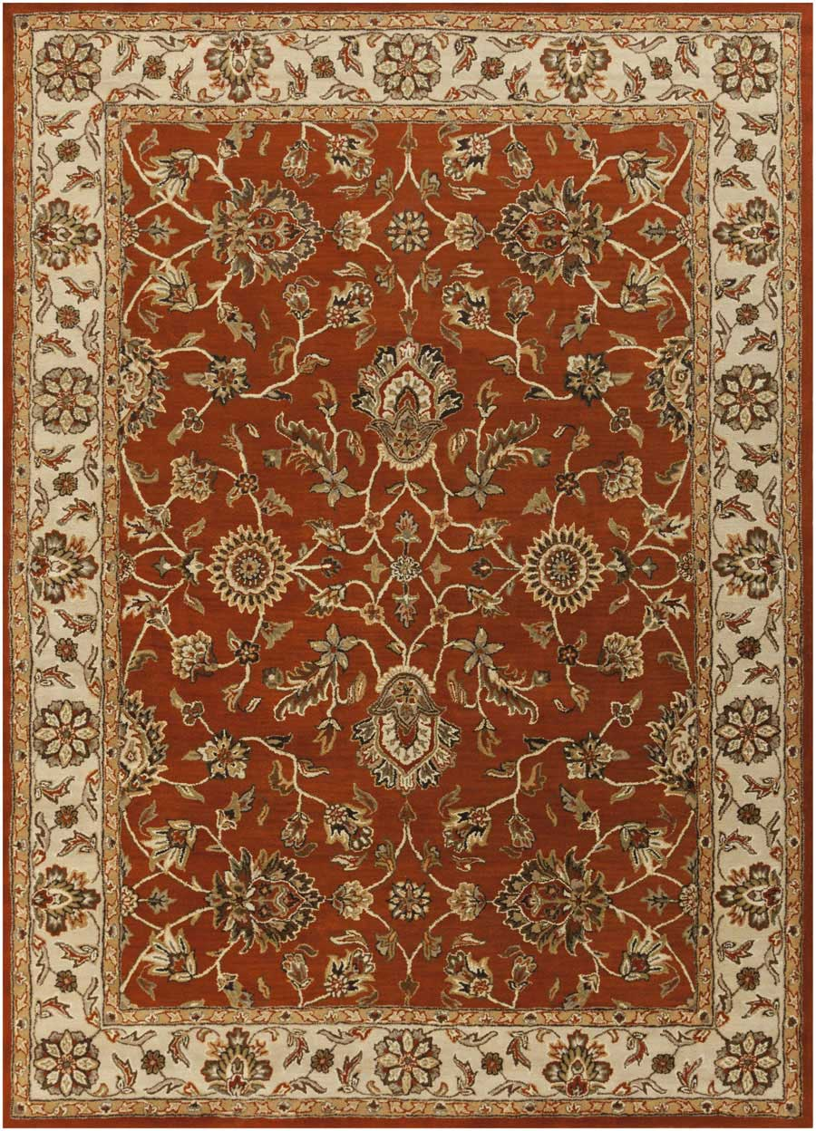 artistic weavers middleton charlotte awes2046 red beige