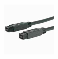 10 Foot IEEE 1394b 9 Pin to 9 Pin Firewire 800 Cable