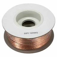 50 Feet 12 Gauge Speaker Wire