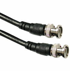 6 Foot RG59 75ohm BNC Male / Male Video Cable