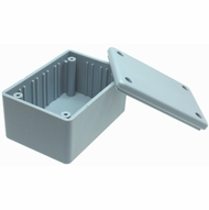 ABS Plastic Project Box 2.55 x 1.75 x 1.37 inch - Grey