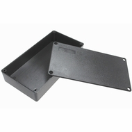 ABS Plastic Project Box 4.51 x 2.36 x 1.72 inch - Black