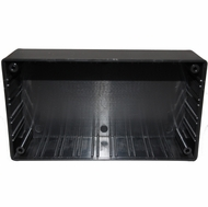 ABS Plastic Project Box 5.30 x 2.95 x 1.92 inch - Black