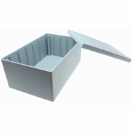 ABS Plastic Project Box 6.64 x 4.24 x 3.06 inch - Grey