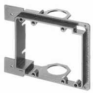 Arlington Industries LVMB2, Double Gang Low Voltage Mounting Bracket
