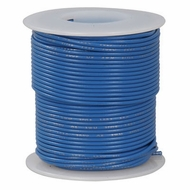 Blue 100 Foot 26 AWG stranded hook-up wire