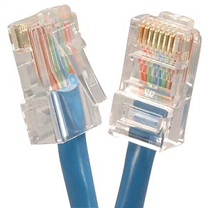 Cat6 UTP Ethernet Network Non Booted Cables - Ships from California