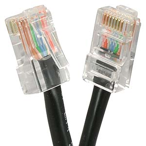 Cat5E UTP Ethernet Network Non Booted Cables - Ships from California