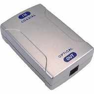 Coaxial-to-Optical Digital Audio Converter