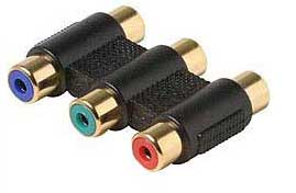 Couplers (Male / Male) or (Female / Female)