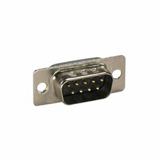 DB9 Male Solder Cup Connector