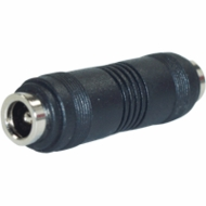DC Power Coupler - Perfect for security camera applications, 2.1mm, 5.5 OD