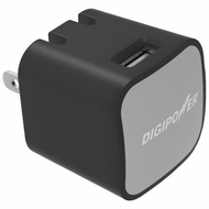 Digipower InstaSense 2.4 Amp Single USB Wall Charger