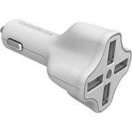 DIGIPOWER PC-406I InstaSense™ 4-Port 6.2-Amp USB Car Charger
