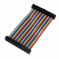GPIO 4 Inch Ribbon Cable for Raspberry Pi A-Plus/B-Plus/Pi 2/Pi Zero with 40pins