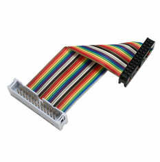 GPIO 4 Inch Ribbon Extension Cable for Raspberry Pi A/B with 26pins