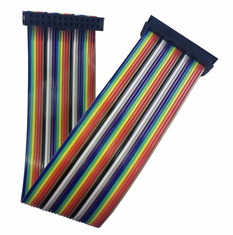 GPIO 8 Inch Ribbon Cable for Raspberry Pi Raspberry Pi A/B with 26pins