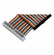 GPIO 8 Inch Ribbon Extension Cable for Raspberry Pi A-Plus/B-Plus/Pi 2/Pi Zero with 40pins