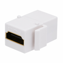 HDMI Coupler Keystone Insert (Female/Female)