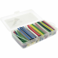 Heat Shrink Tube Kit, Assorted Color (196pcs )