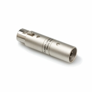 HOSA Mic Phase Reverser XLR 3 Pin Female - XLR 3 Pin Male