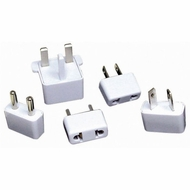 Lenmar AC5 5 Piece International AC Plug Converter Kit