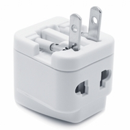 Lenmar TraveLite Adapter - Ultra Compact All-in-One Travel Adapter