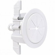 Midlite Speedport� Universal Cable Pass Through & Anchor System (2�, White)