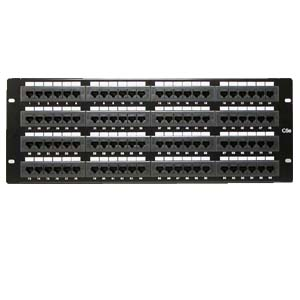Patch Panels, Shelves and Racks