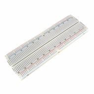 SOLDERLESS BREADBOARD - 830 TIE POINTS