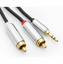 Stereo 3.5mm to Dual RCA Cables