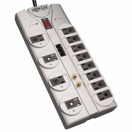 TRIPP LITE TLP1208TELTV 12-Outlet Surge Protector
