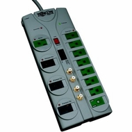 TRIPP LITE TLP1210SATG 12-Outlet Energy-Saving Surge Protector